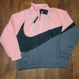 Nike Sportswear Swoosh Woven Windbreaker Jacket
